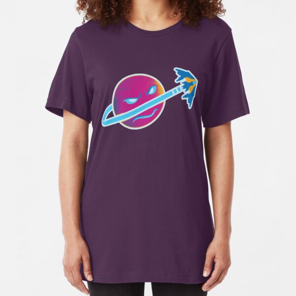 L-EGO THE LIVING PLANET Slim Fit T-Shirt