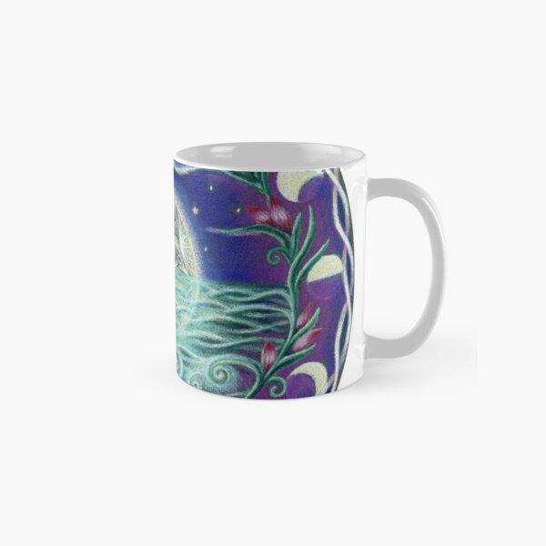 13th Moon Rising - moonlit seascape Classic Mug