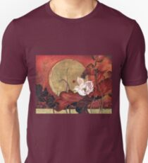 """""""Moonlight Lullaby"""" from the series """"In the Lotus Land"""" T-Shirt"""