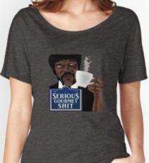 Serious Gourmet Shit Women's Relaxed Fit T-Shirt