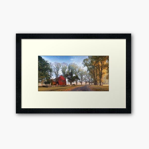 Gostwyck Chapel Framed Art Print