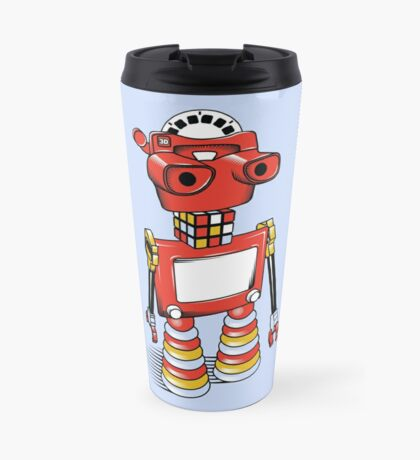 ViewBot 3000 Travel Mug