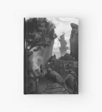 Step Hardcover Journal
