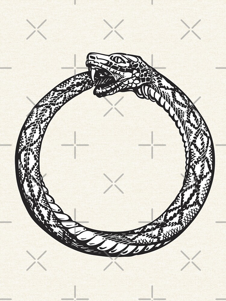 Ouroboros by omfgtimmy