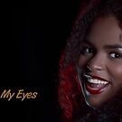 Look Into My Eyes Portrait Series 06 by Tim Miller
