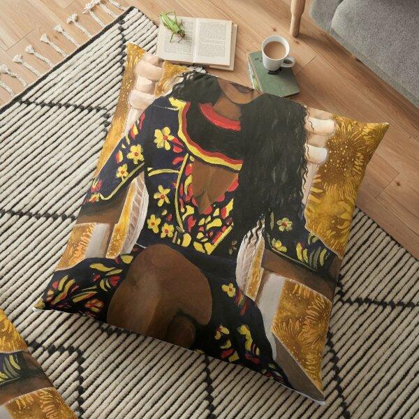 Wakanda Forever Floor Pillow