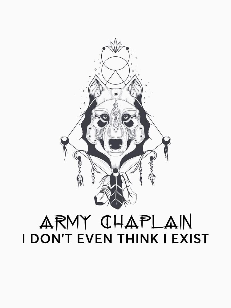 ARMY CHAPLAIN by EmmaaeNoah