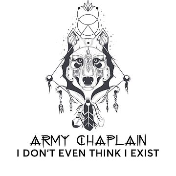 ARMY CHAPLAIN by EmmaaeNoah
