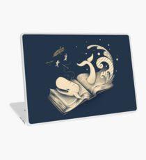 Moby Dick Laptop Skin