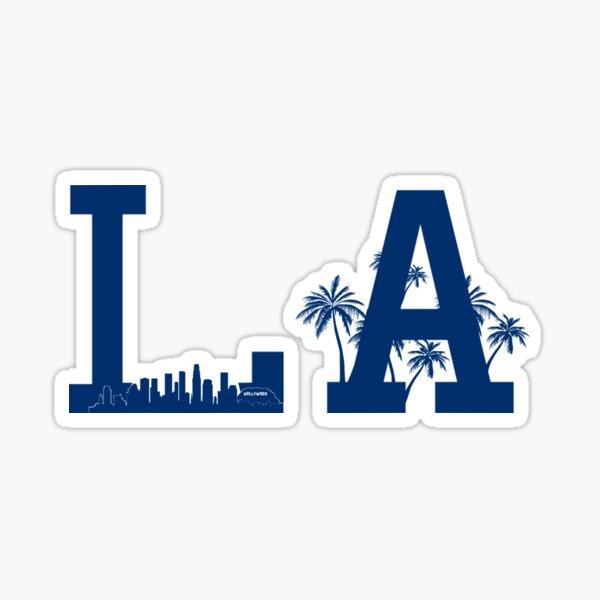 LA Love! Sticker