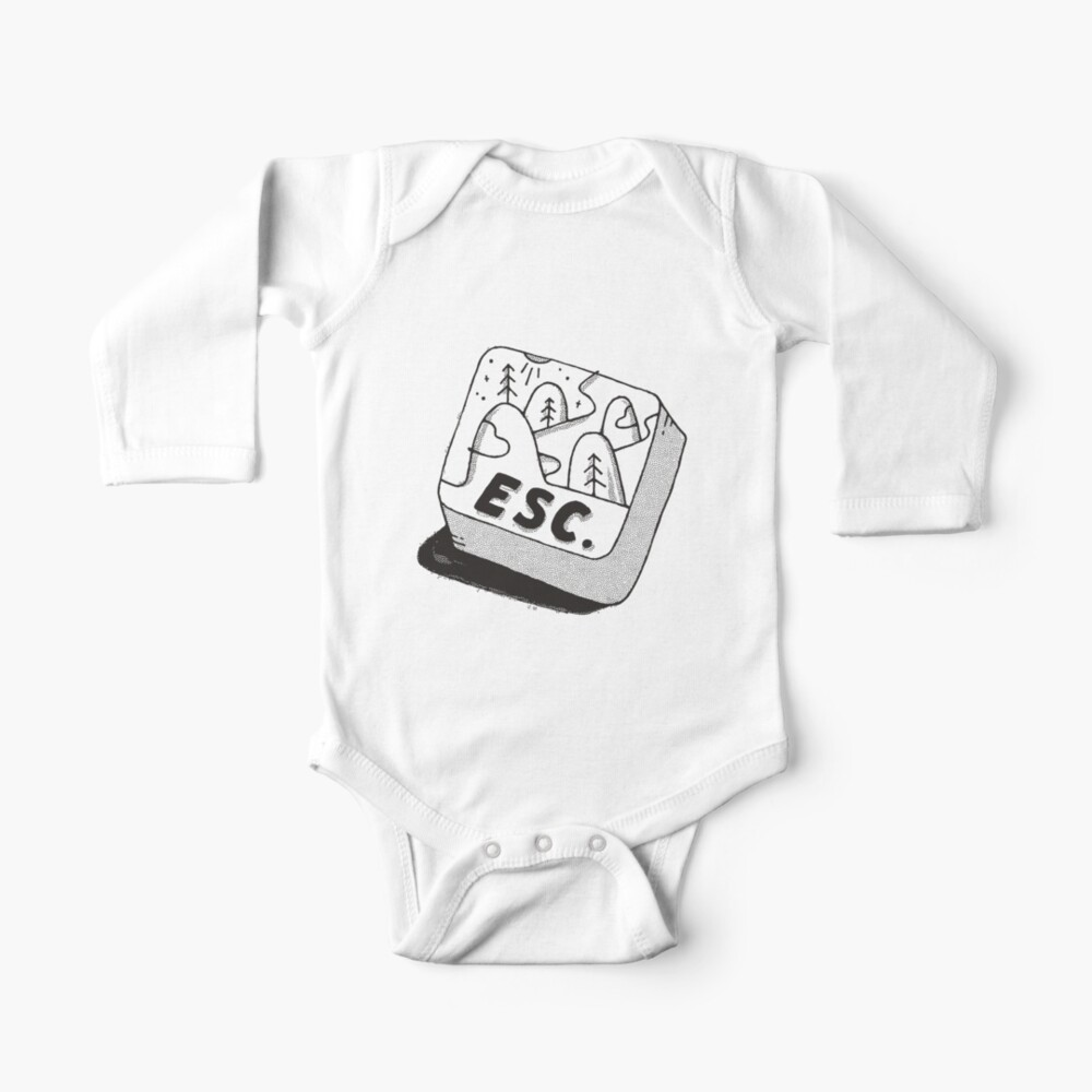 Escape Baby One-Piece