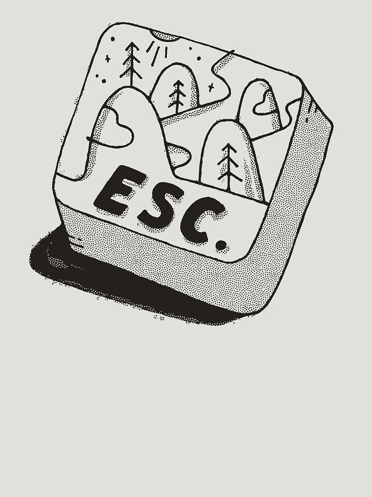 Escape by skitchism