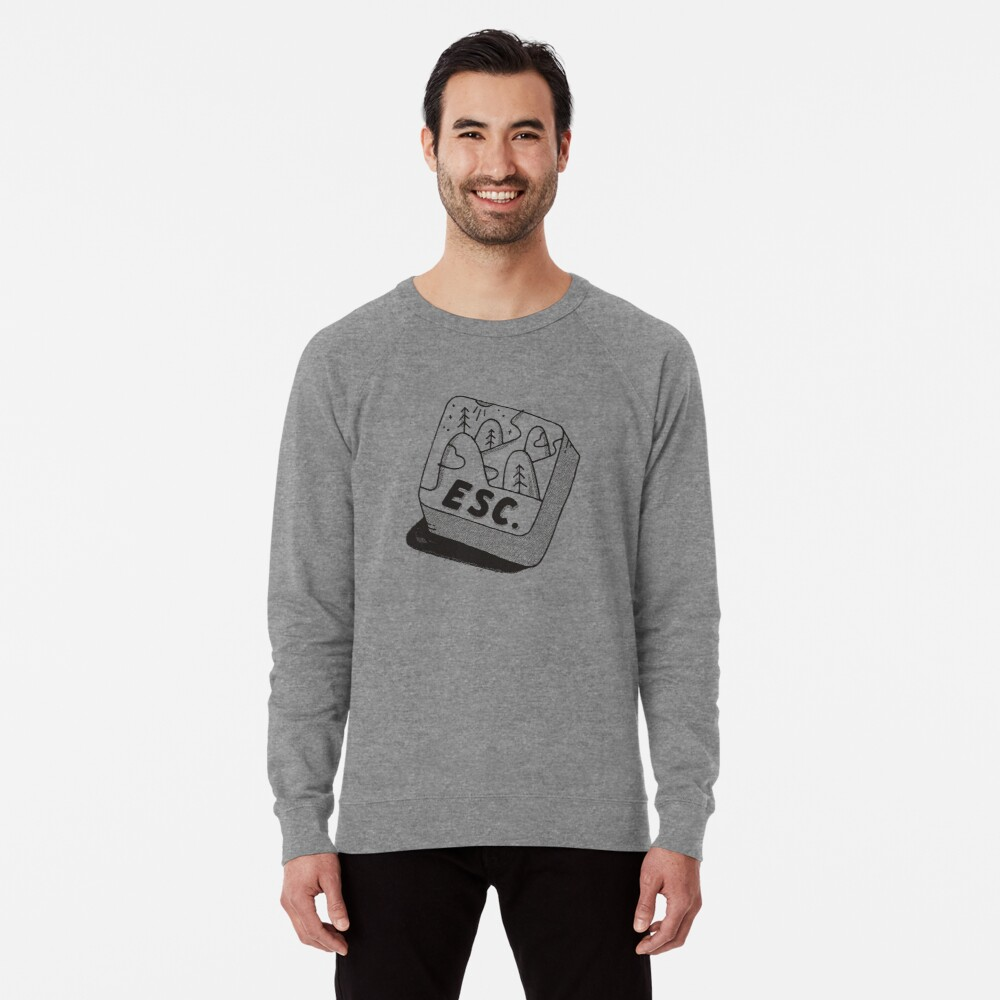Escape Lightweight Sweatshirt