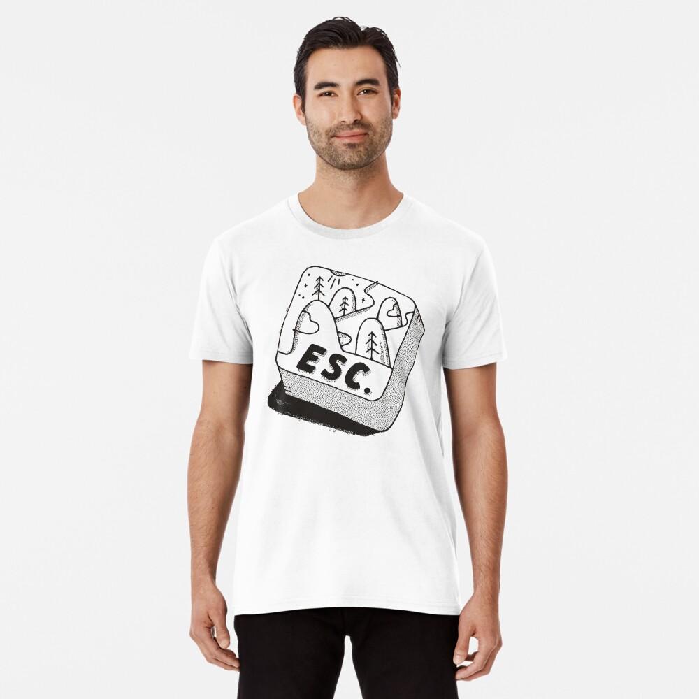 Escape Premium T-Shirt