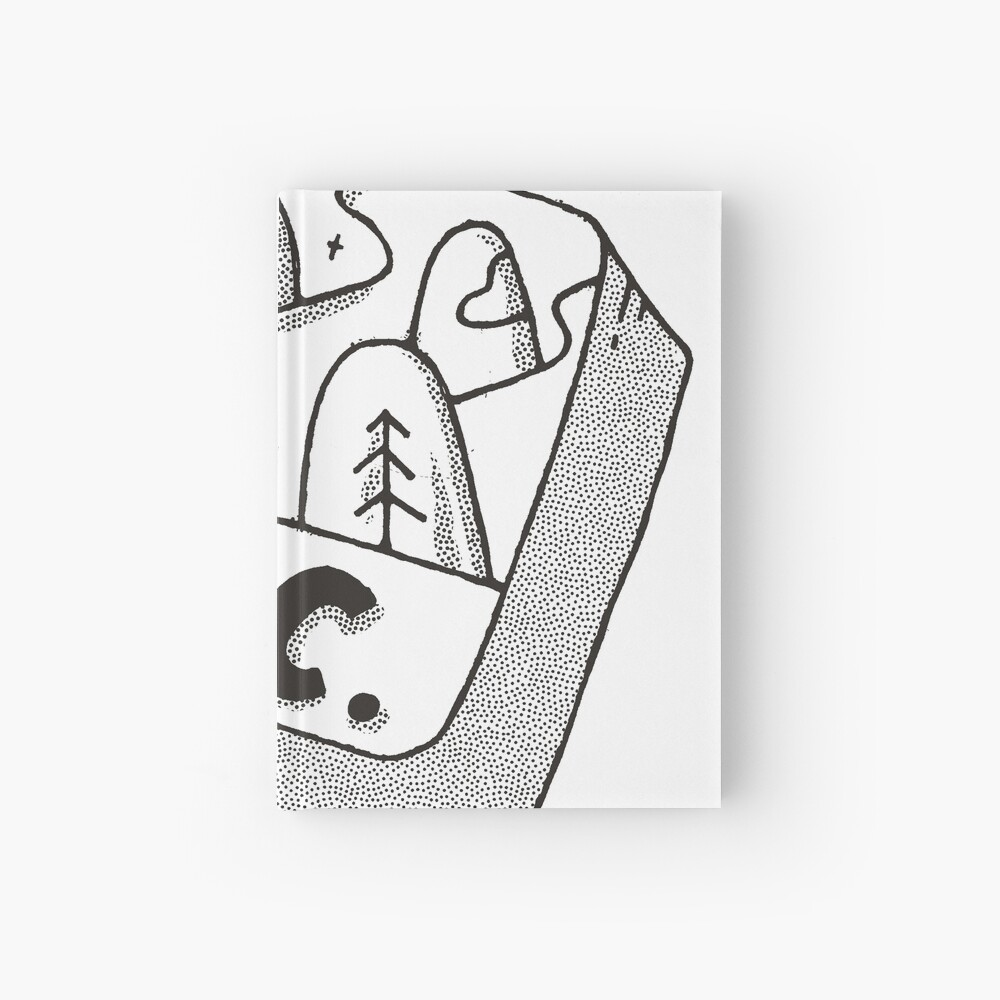 Escape Hardcover Journal