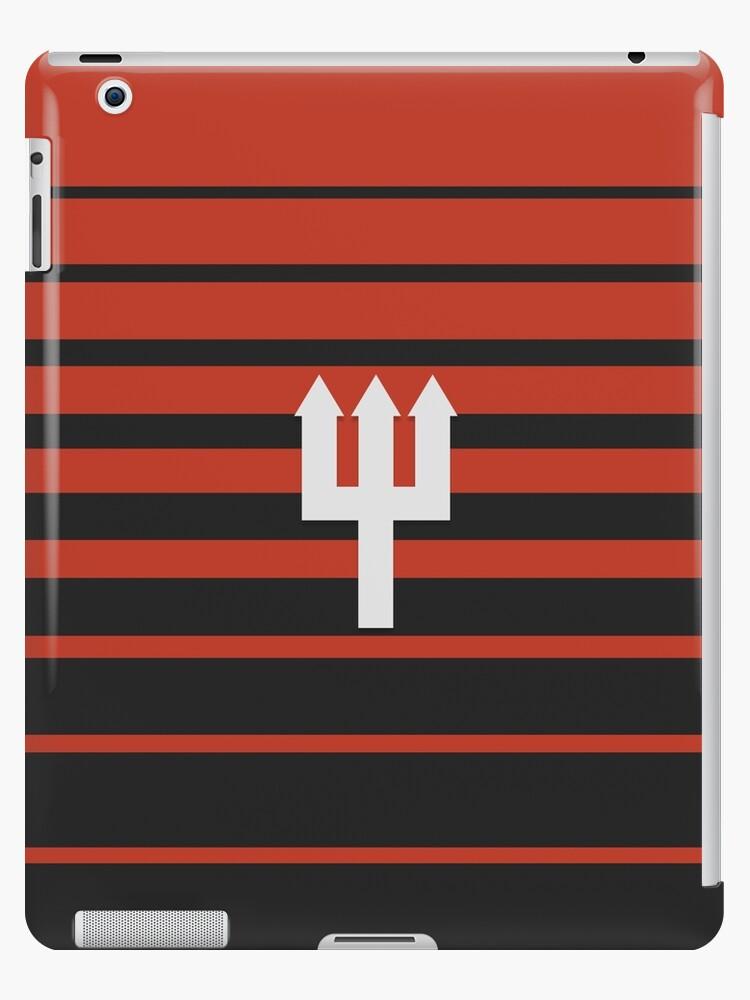 f8ff49e76 Manchester United Trident Design - Home Kit 2018 19  Red