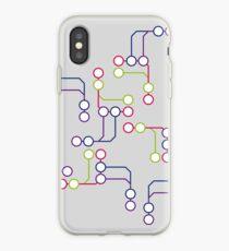 Subway#01 iPhone Case