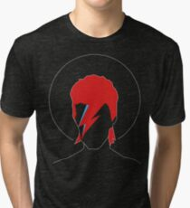 David Bowie Tribute Tri-blend T-Shirt