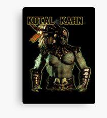 Kotal Kahn Canvas Print