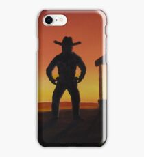Gunfight at OK Corral iPhone Case/Skin