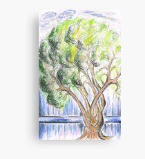 Garden  Tree Canvas Print