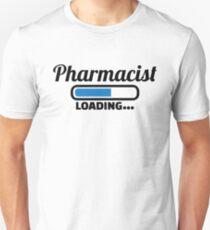 Pharmacist loading Unisex T-Shirt