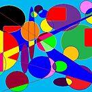 Technicolour Meds by UrsulaDee