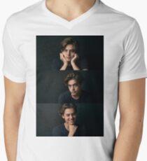 cole sprouse Men's V-Neck T-Shirt