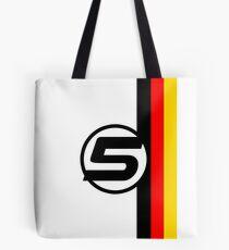 Vettel 5 - Helmet design Tote Bag