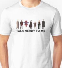Talk-nerdy-to-me Unisex T-Shirt