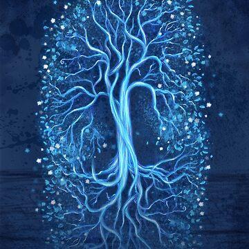 The Tree of Falling Stars by 3vaN
