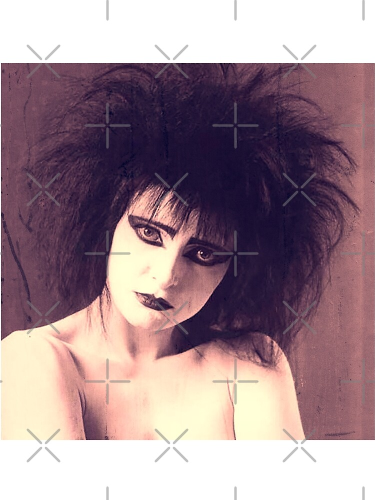 Siouxsie Sioux - Siouxsie and the Banshees by litmusician