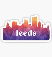Leeds Sticker