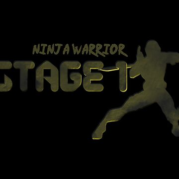 Ninja Warrior - Stage 1 by dmcloth