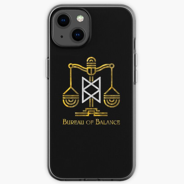 The Adventure Zone Bureau of Balance Logo iPhone Soft Case