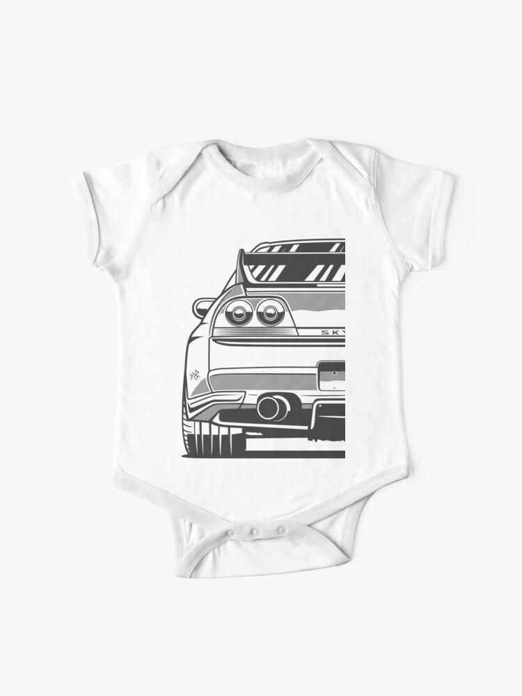 STYLN GTR R33 Fragment T-Shirt