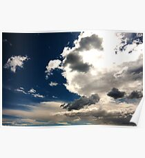 Skyscape Poster