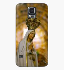 Our Lady of Fatima Case/Skin for Samsung Galaxy