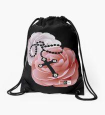 Rosary Drawstring Bag