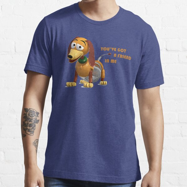 You've got a friend in me series: Slinky Dog Essential T-Shirt