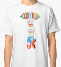 Doodling Ballet Classic T-Shirt