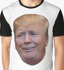 Donald Trump looking really confused Graphic T-Shirt