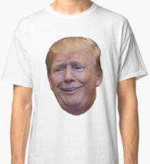 Donald Trump looking really confused Classic T-Shirt