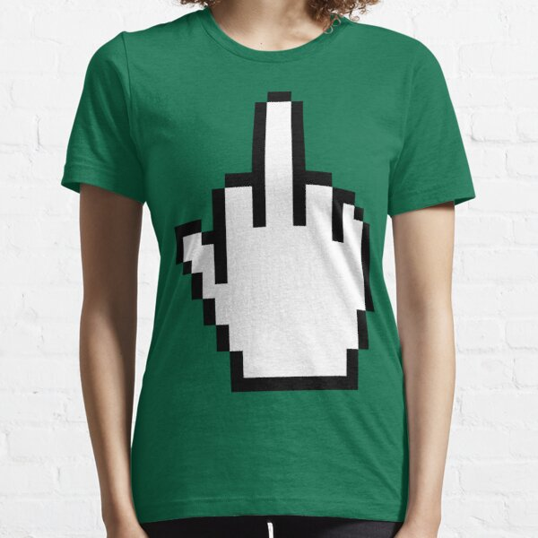 Pointer: Middle Finger Essential T-Shirt