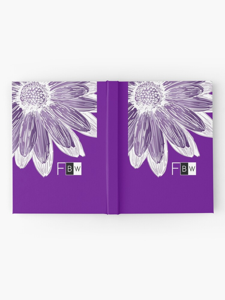 Alternate view of Floral Rejoice Hardcover Journal