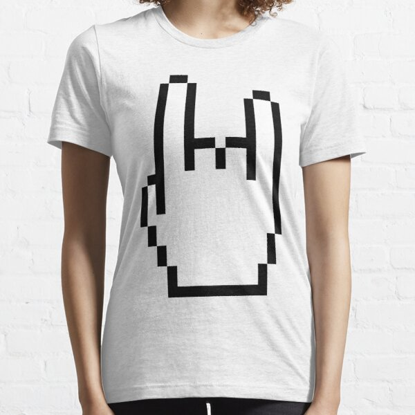 Pointer: Metal Horns Essential T-Shirt