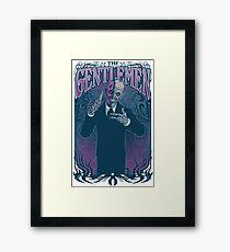 Gentlemen Framed Print