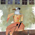 BirdHead/Pittsburgh No. 8 by ReBecca Gozion