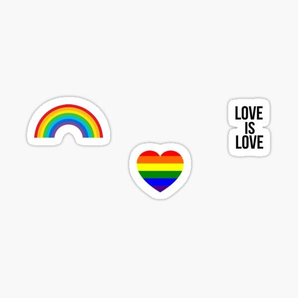pride pack Sticker