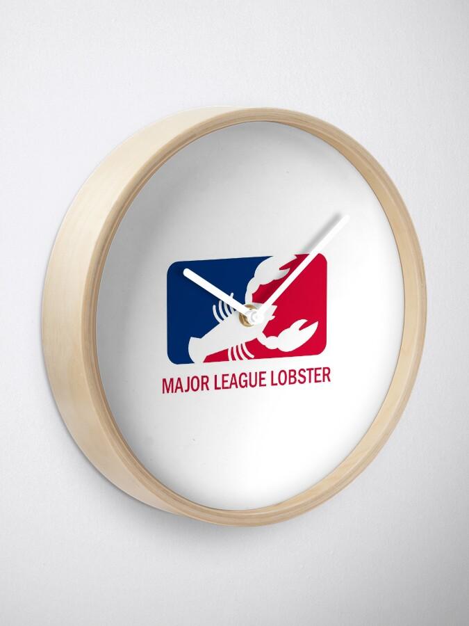 Alternative Ansicht von Major League Hummer - rote Buchstaben Uhr